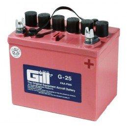 Batterie GILL G-25  - 1