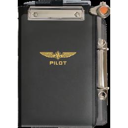Genouillère PROFI pour pilote au format A5 Design 4 Pilots - 1