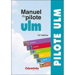"""Livre """"Manuel du Pilote ULM"""" Cépadues CEPADUES - 1"""